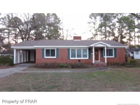 Photo of 806 W 2nd Ave, Red Springs, NC 28377