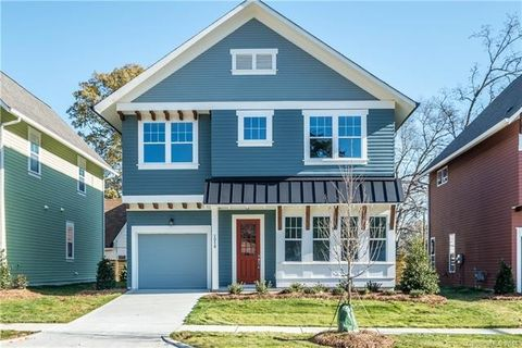Photo of 2058 Summey Ave Lot 4, Charlotte, NC 28205
