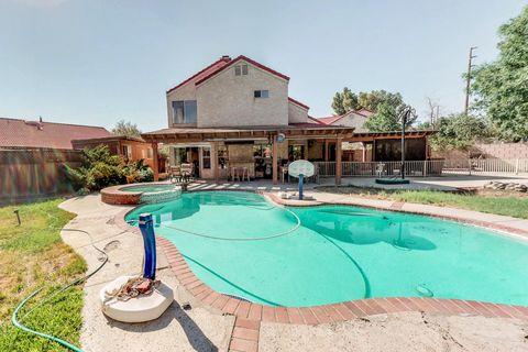 4015 Kona Ct Palmdale Ca 93552 House For