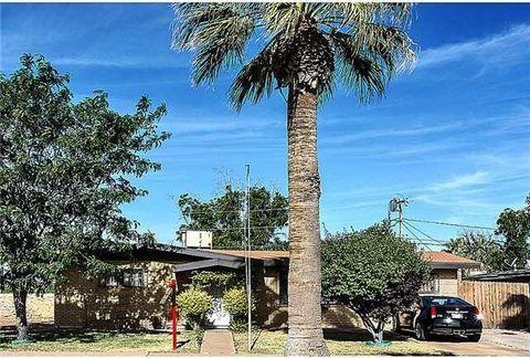 1517 Nueces Way, El Paso, TX 79925