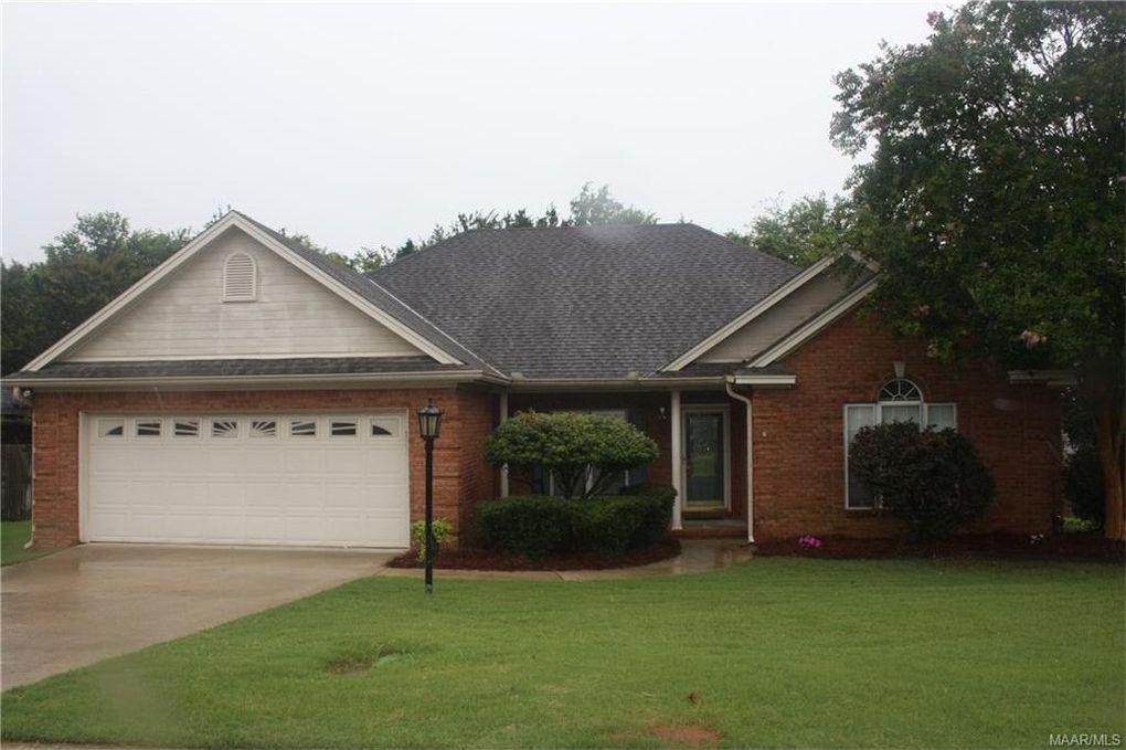 1783 Windermere Ave, Prattville, AL 36066