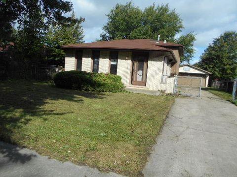 7642 W 93rd St, Bridgeview, IL 60455
