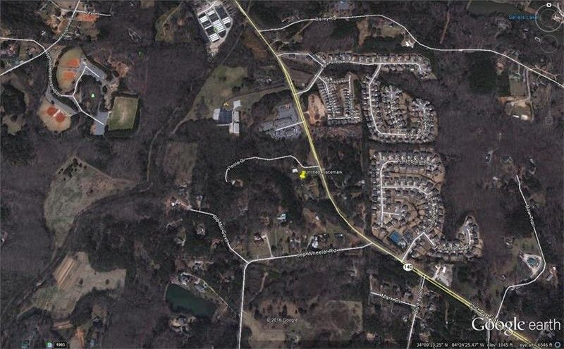 8058 Hickory Flat Hwy Woodstock Ga 30188 Land For Sale