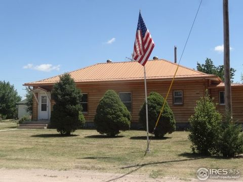 307 N Washington Ave, Fleming, CO 80728
