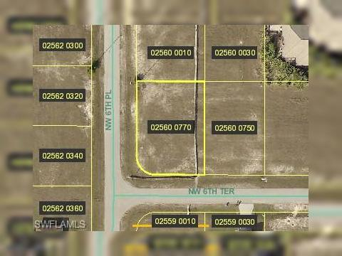 611 Nw 6th Ter Cape Coral FL Land For Sale and Real Estate
