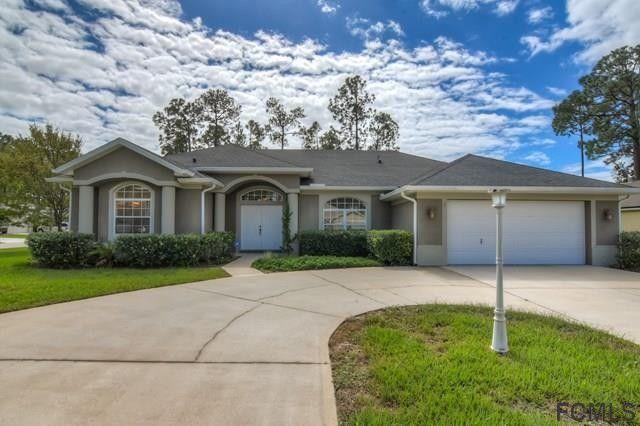 Seagate Homes For Sale Palm Coast