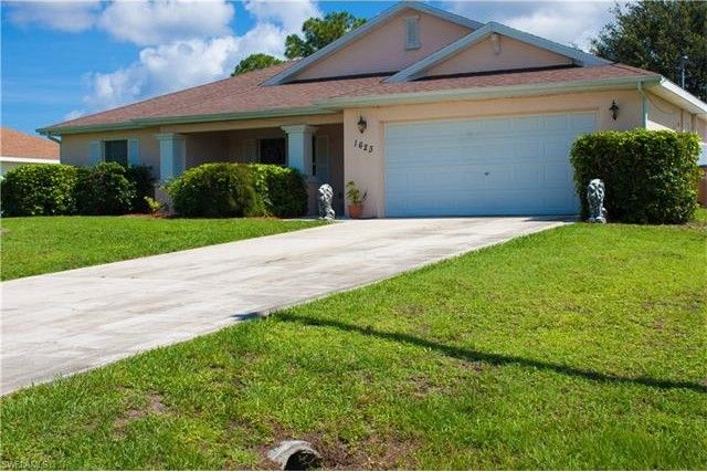 1623 Nw 28th Ter, Cape Coral, FL 33993