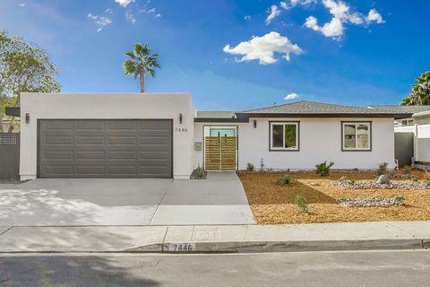 7446 Melotte St, San Diego, CA 92119