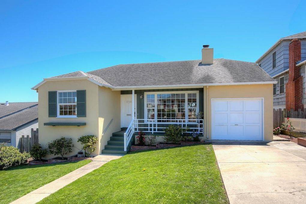 1723 Juniper Ave San Bruno, CA 94066