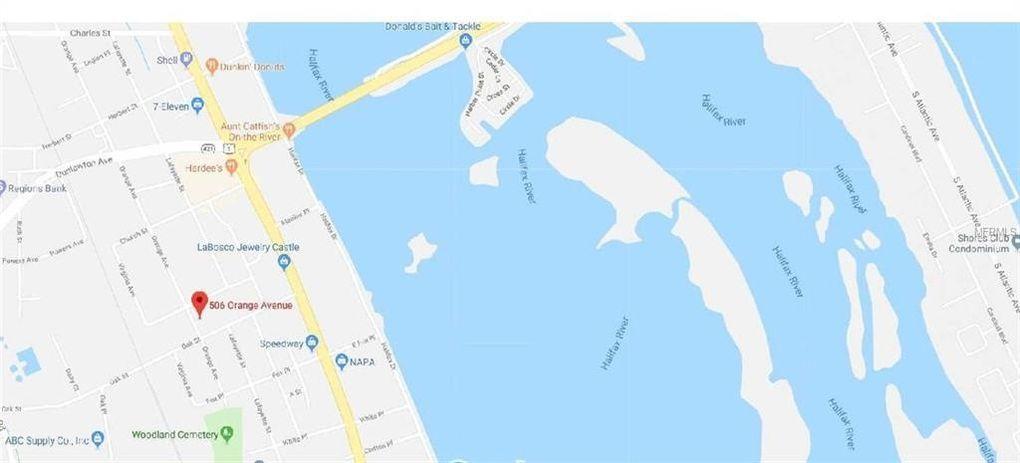 506 Orange Ave Port Orange Fl 32127 Recently Sold Land Sold
