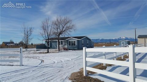 5810 Good Fortune Rd, Peyton, CO 80831