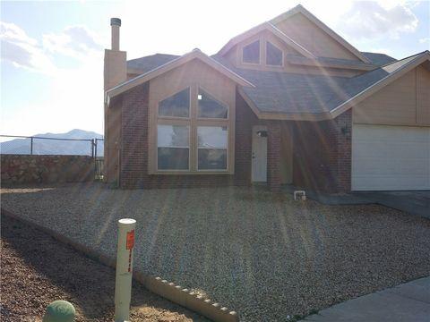 Desert Aire Park El Paso Tx Real Estate Homes For Sale
