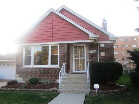 14416 S Emerald Ave, Riverdale, IL 60827