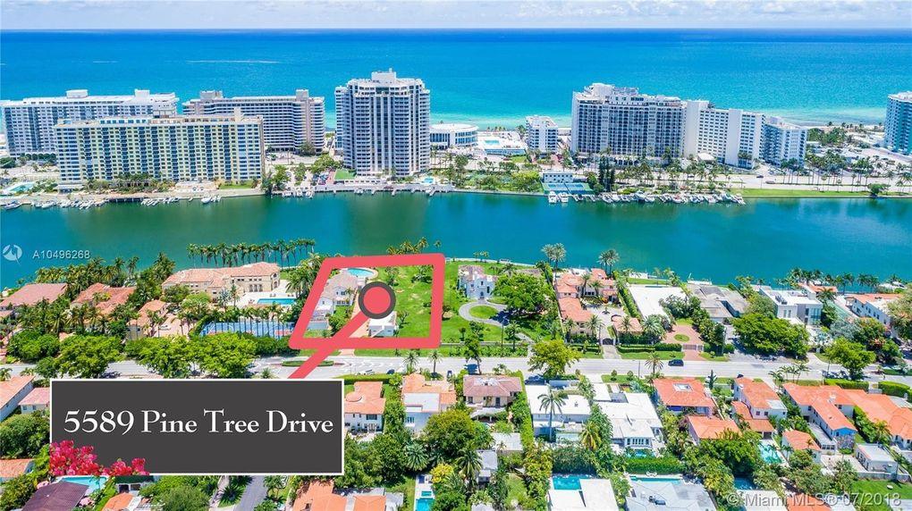 5589 Pine Tree Dr, Miami Beach, FL 33140