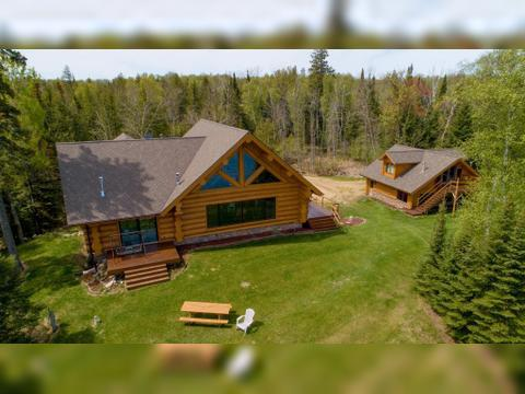 6908 Rogers Point Rd Nw, Walker, MN 56484