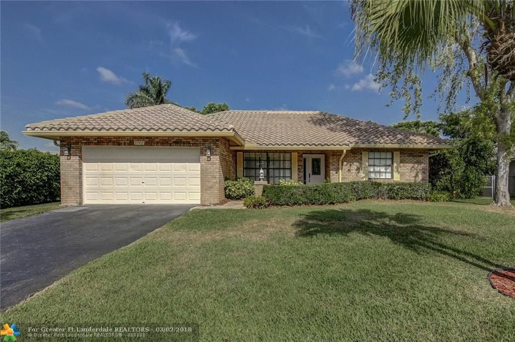 1740 Nw 107th Dr, Coral Springs, FL 33071