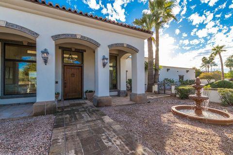 Fairway Acres, Paradise Valley, AZ Real Estate & Homes for
