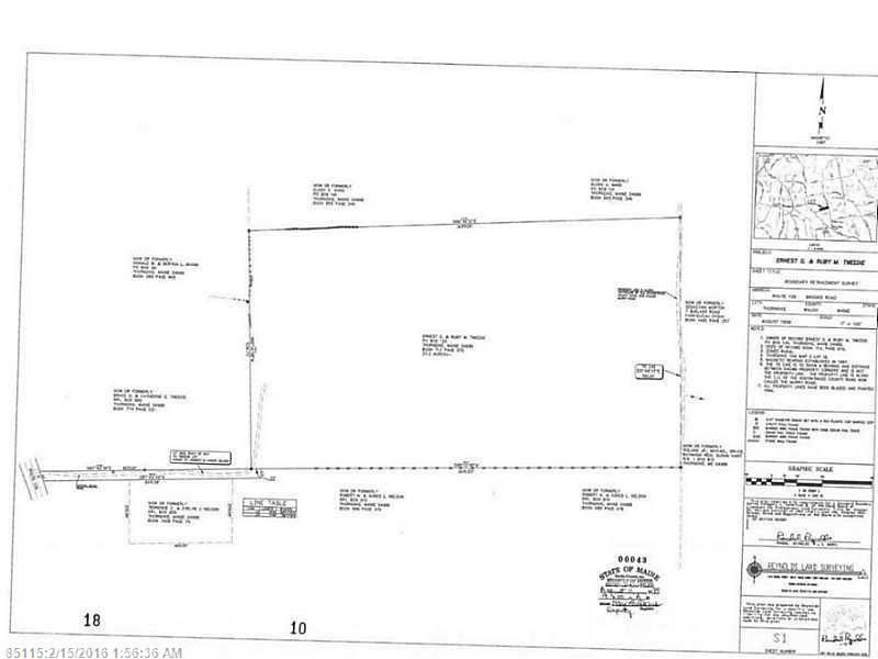 route 139 thorndike me 04986 land for sale and real