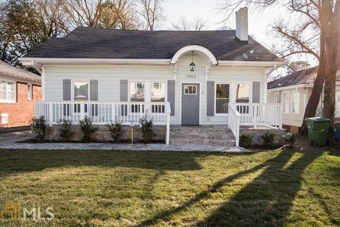1466 Stokes Ave Sw Atlanta GA 30310 House For Sale