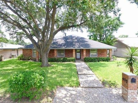 405 Larkspur Ave, McAllen, TX 78501