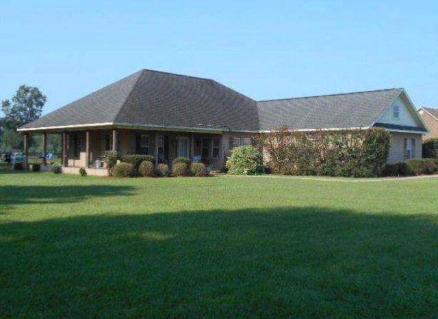 452 Barnes Rd, Monroeville, AL 36460