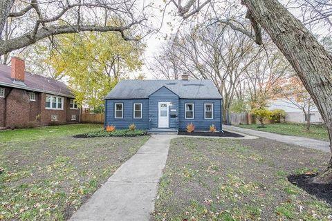 16745 Wood St, Hazel Crest, IL 60429