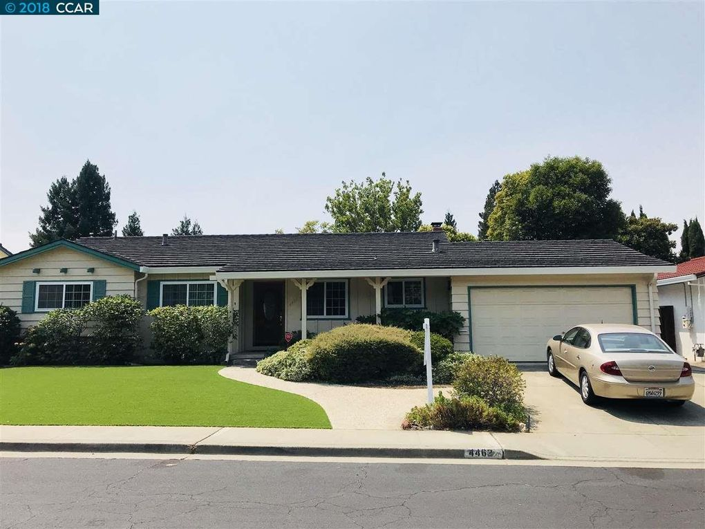 4462 Crestwood Cir Concord, CA 94521