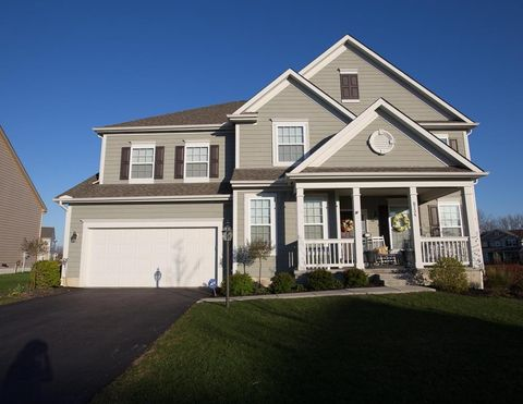 6734 Letterman Dr, Powell, OH 43065