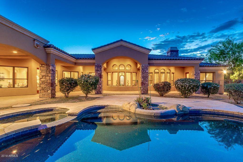 3927 N Pinnacle Hills Cir, Mesa, AZ 85207