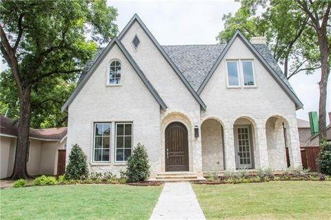 5 Bedroom Homes For Sale In M Streets Dallas Tx