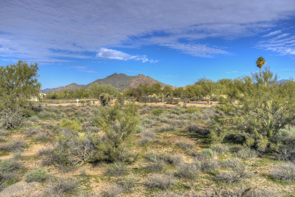 3199 X N 71st St Lot View Scottsdale Az 85266 Land For Sale And