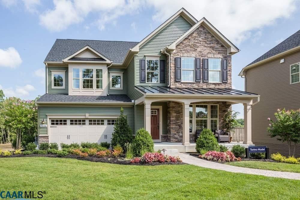 Charlottesville Va Real Estate New Homes
