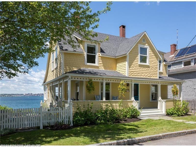 Peaks Island Real Estate Rentals