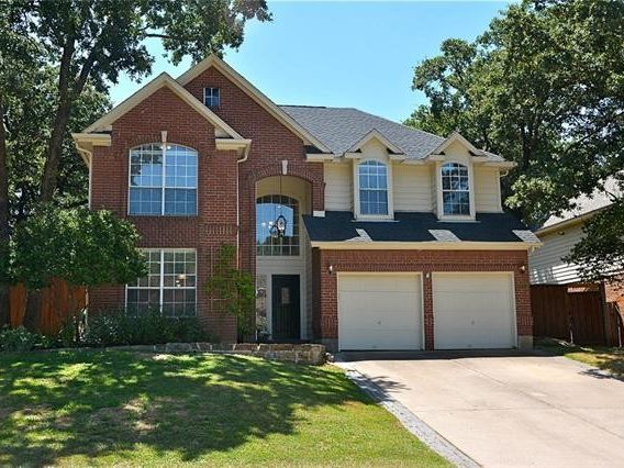 1815 rolling ridge dr grapevine tx 76051 home for sale