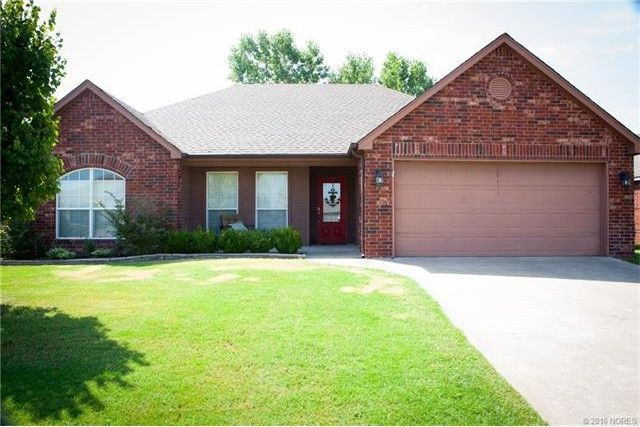 New Homes For Sale In Owasso Oklahoma