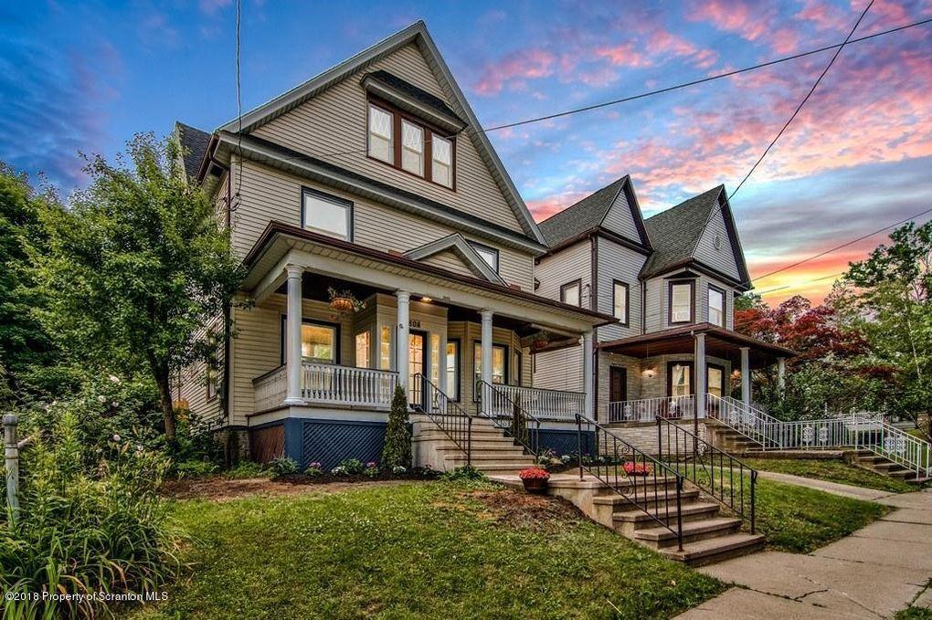 1804 Monsey Ave, Scranton, PA 18509