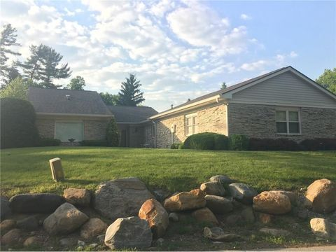 5380 Thicket Hill Ln, Indianapolis, IN 46226