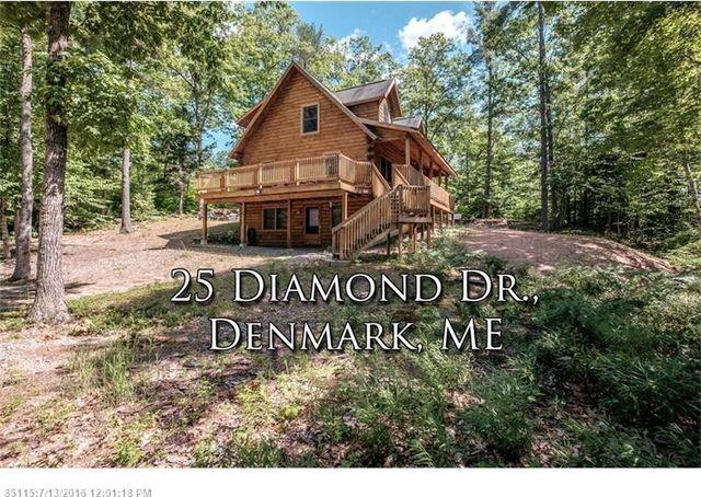 diamond dr fl 99 25 denmark me 04022 home for sale real estate