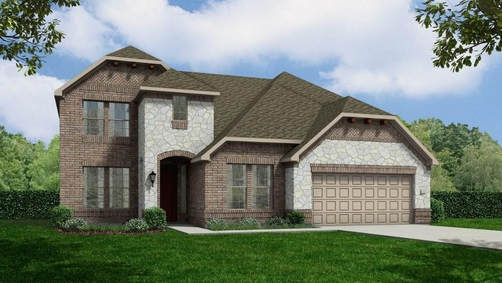 4611 Prairie Springs Ln Rosharon, TX 77583