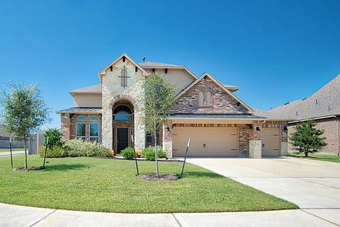 724 Marbrook Saddle Ln League City TX 77573