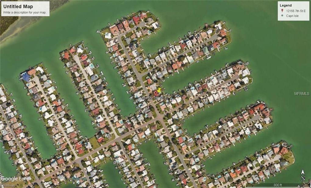 Map Of Treasure Island Florida.12155 7th St E Treasure Island Fl 33706 Recently Sold Land