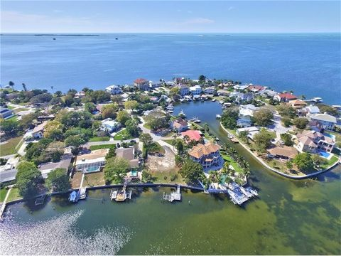Homes For Sale On Indian Bluff Island Palm Harbor Fl
