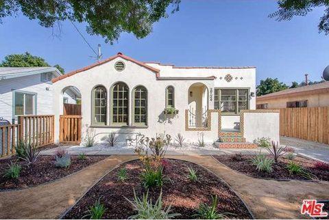 2724 Knox Ave, Los Angeles, CA 90039