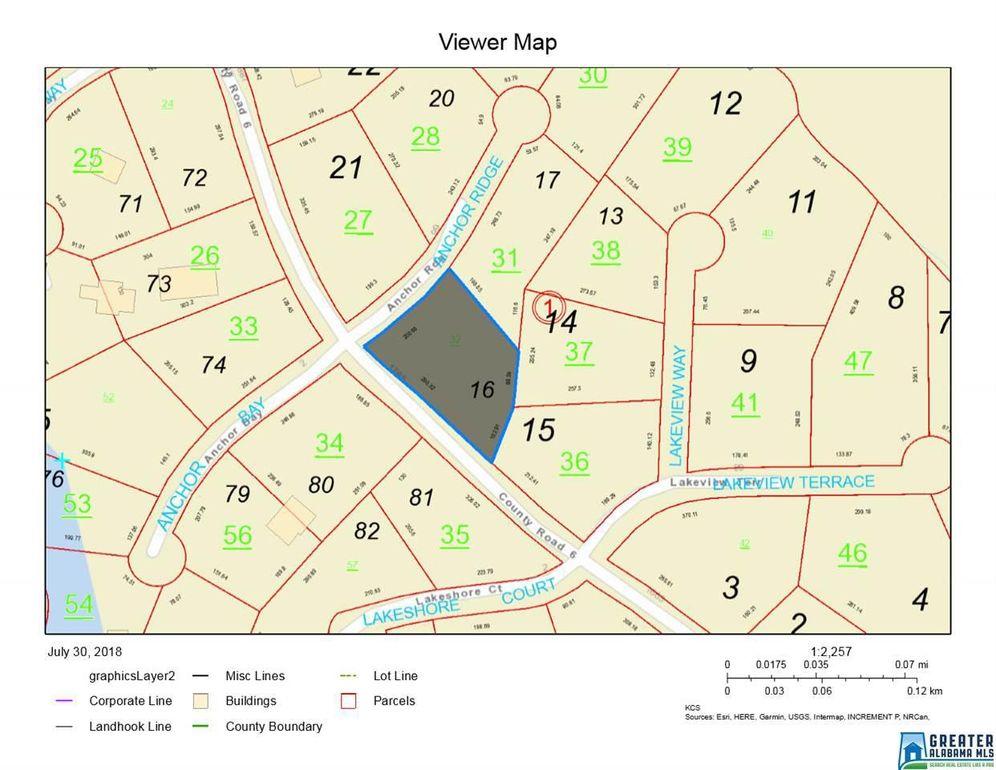 County 6 Rd Unit 16, Wedowee, AL 36278