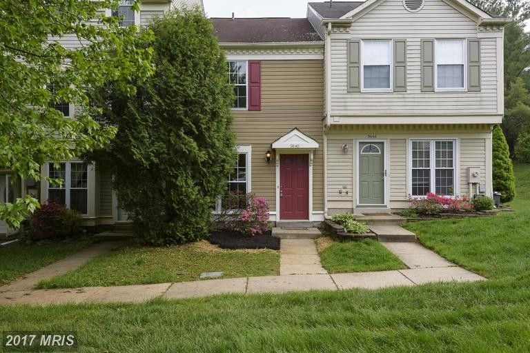 9648 Hingston Downs Columbia, MD 21046