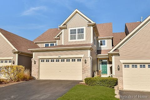 261 Hickory Ln, South Elgin, IL 60177