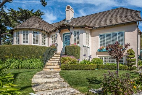 Carmel By The Sea, CA Real Estate - Carmel By The Sea Homes