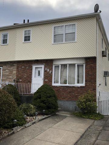 192 Petrus Ave, Staten Island, NY 10312