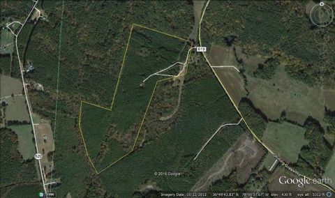 Shining Creek Rd, Meredithville, VA 23873