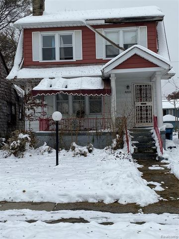 16555 Lawton St, Detroit, MI 48221